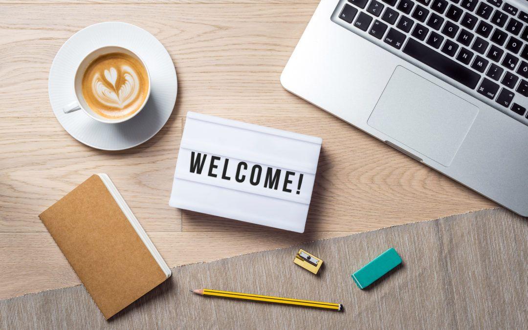 Witamy na blogu!